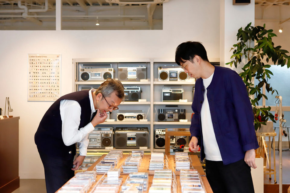 世界で唯一!?カセットテープ専門店「waltz」<br>大熊健郎の東京名店探訪