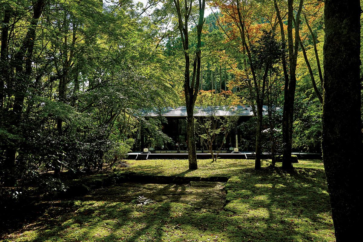 知られざる京都にひそやかに息づくリゾート </br>アマン京都