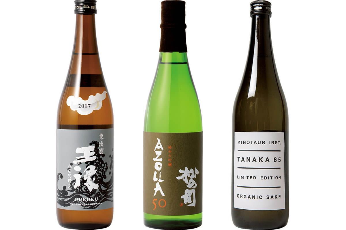 人気酒店が注目する日本酒の造り手<br>日本酒のスペシャリストが選ぶ、恋する日本酒