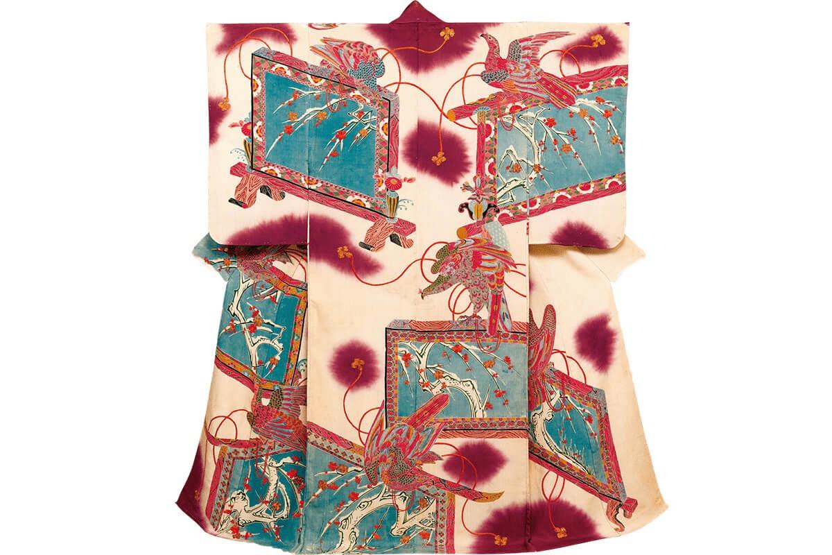 <b>ファッション視点で紐解く着物の魅力(前編)</b> <br/>東京国立博物館 特別展「きもの KIMONO」