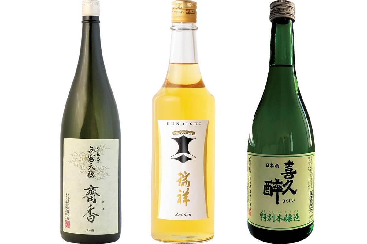 GEM by moto 店主 千葉麻里絵さんが選ぶ、<br>恋する日本酒。②