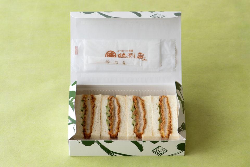 棟方志功も食べた<br>『勝烈庵』のカツレツをサンドで<br>福田里香の民芸お菓子巡礼