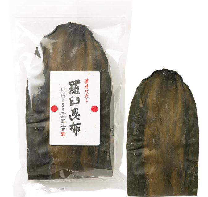 和食の腕を上げる日本の食材。<br><b>出汁②</b>