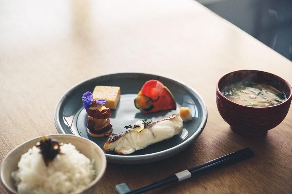 "<b>ニューヨーク発の""一汁三菜""を京都で</b>"