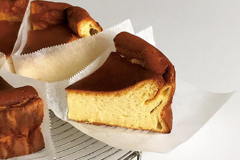 福田里香さんのおうちで<br>簡単おいしいチーズケーキレシピ