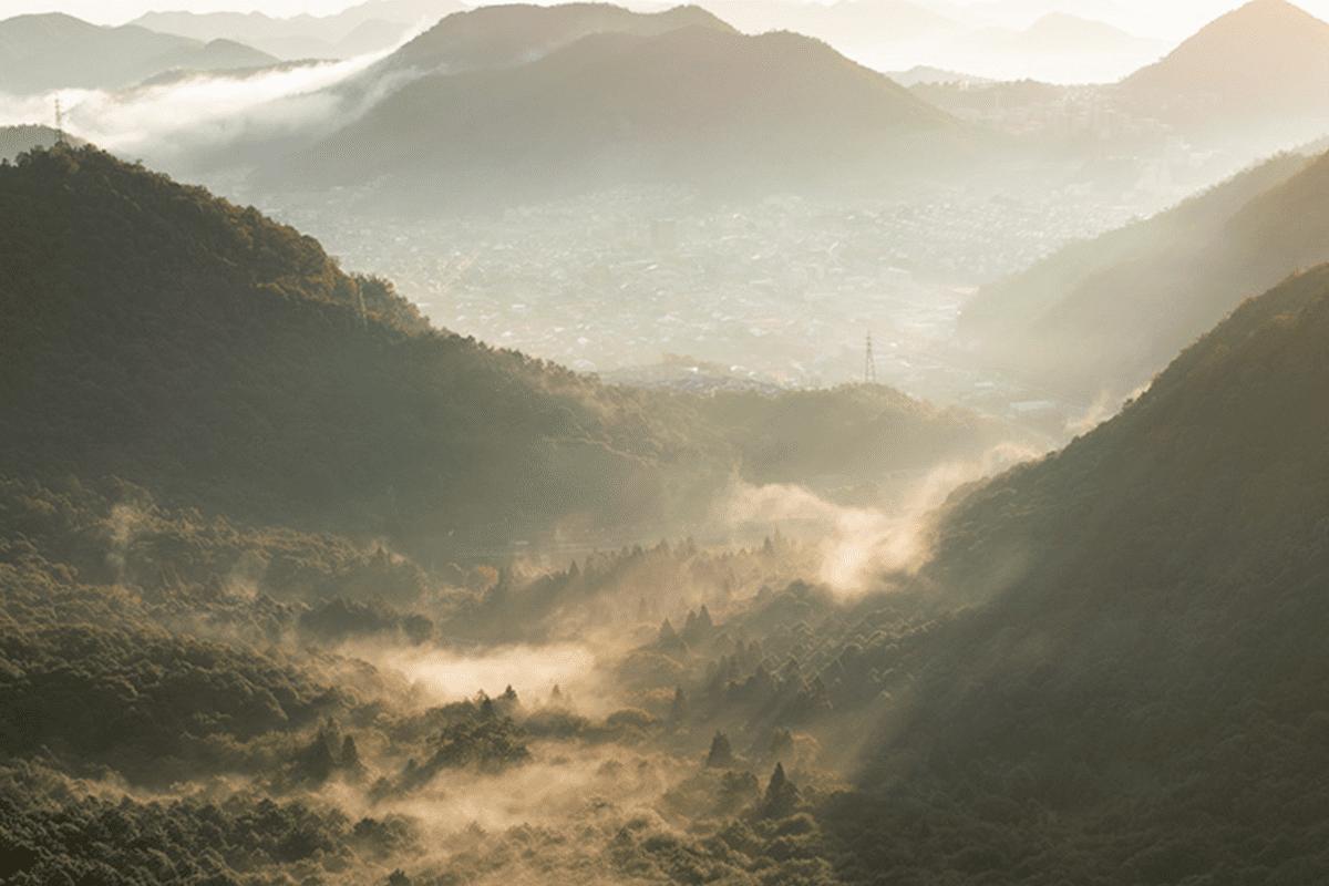 Discover Japan絶景プロジェクト<br>11月テーマ:初冬