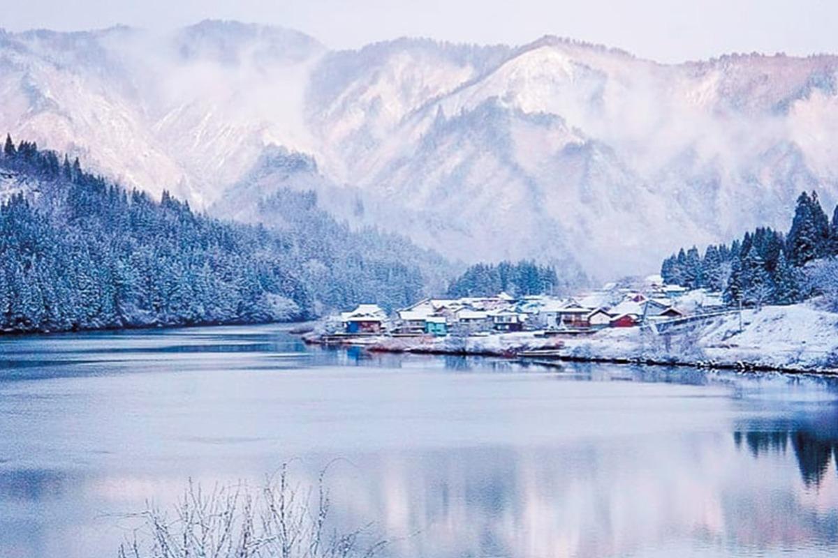 Discover Japan絶景プロジェクト<br>1月テーマ:雪化粧