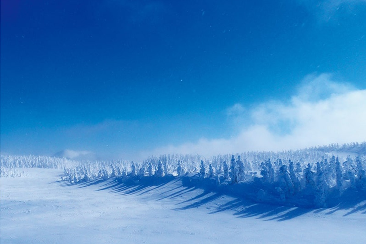 Discover Japan絶景プロジェクト<br>2月テーマ:冬山