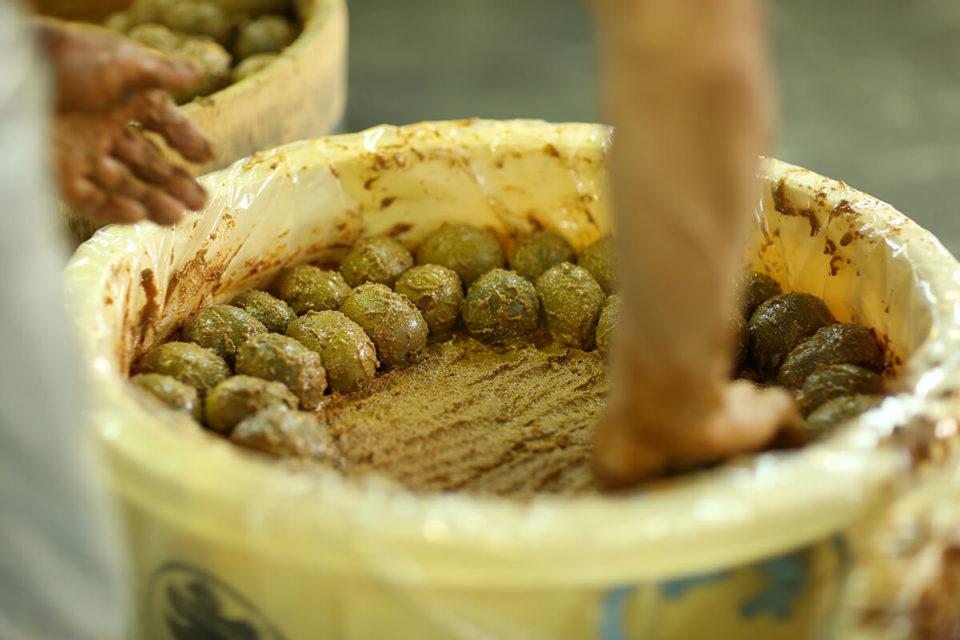 <b>職人技と長い時間が生みだす奈良漬の味<br>『森奈良漬店』はじまりの奈良</b>