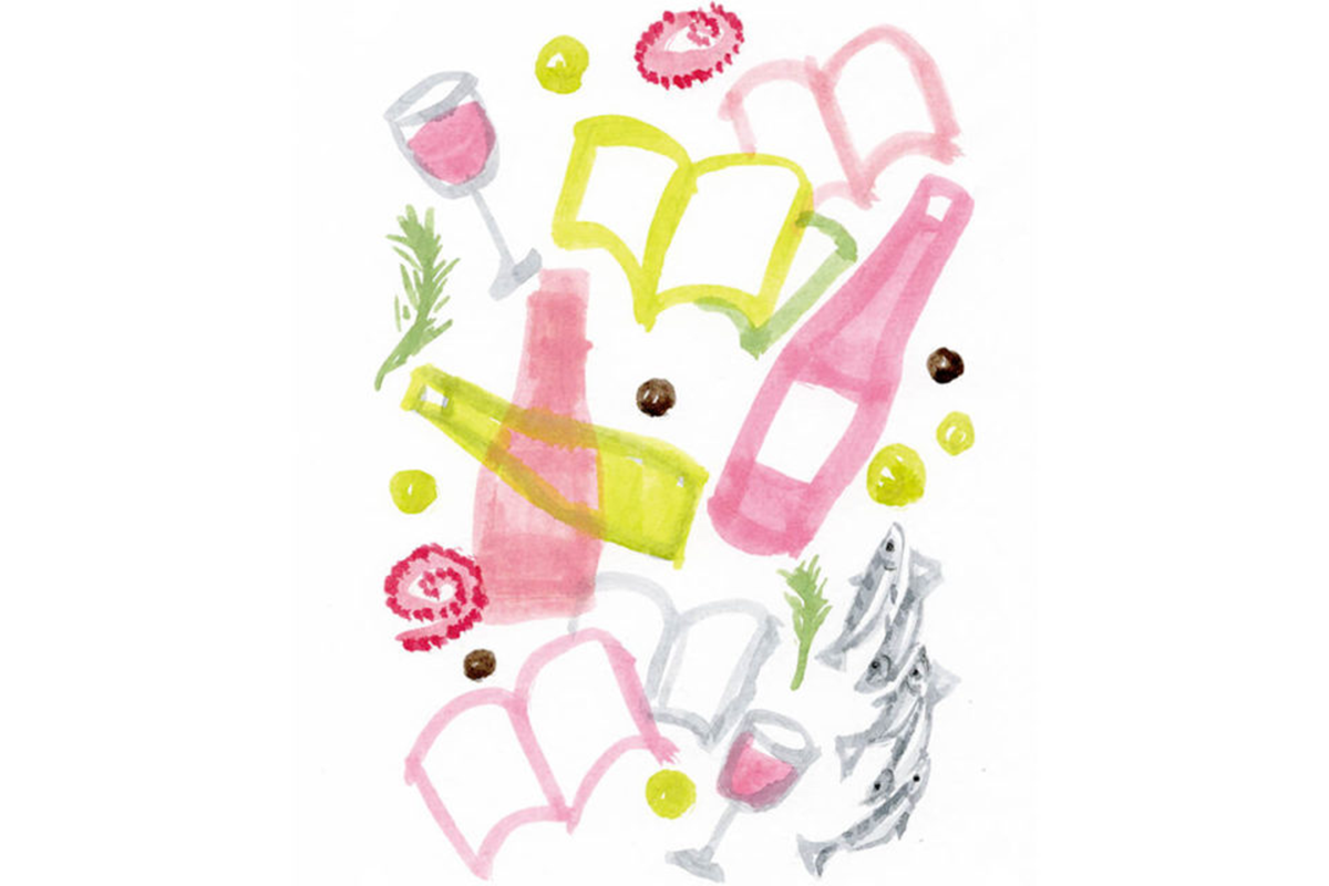 <b>初夏に愉しむ日本ワインと読書<br>三代目 遠藤利三郎さん
