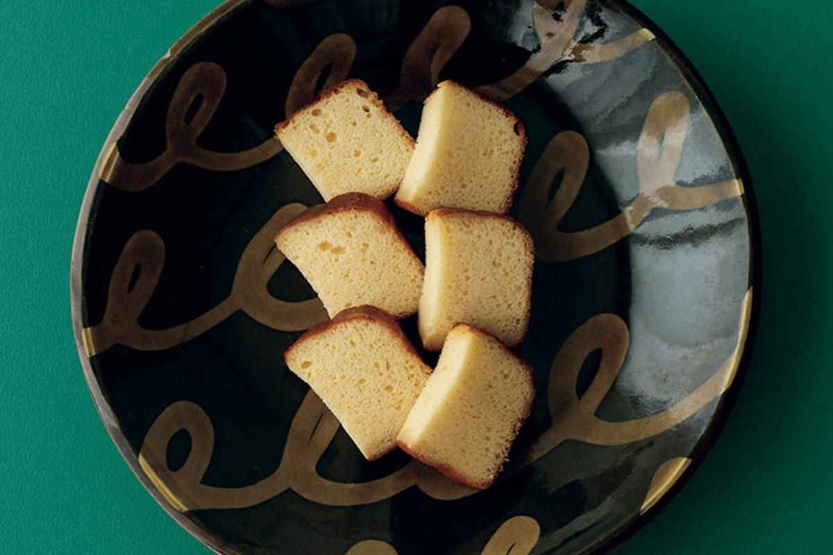 亀甲やの「鳥取ブランケーキ」<br>福田里香の民芸お菓子巡礼