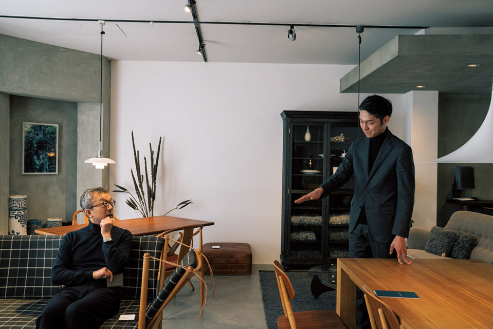 北欧ヴィンテージ家具専門店「HIKE」<br>大熊健郎の東京名店探訪