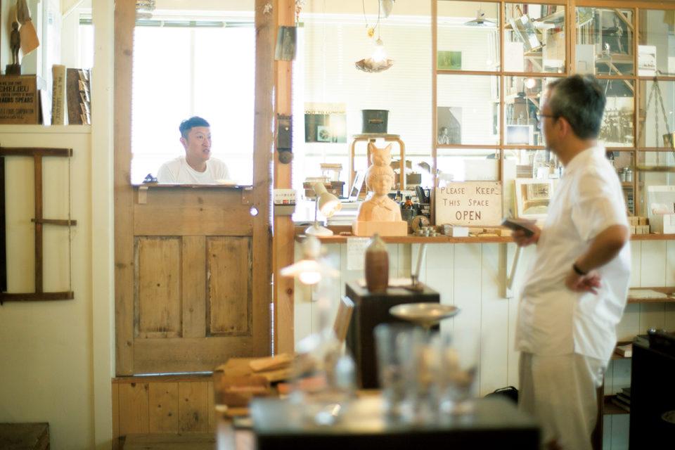 選りすぐりのモノを扱う「antiques tamiser」<br>大熊健郎の東京名店探訪