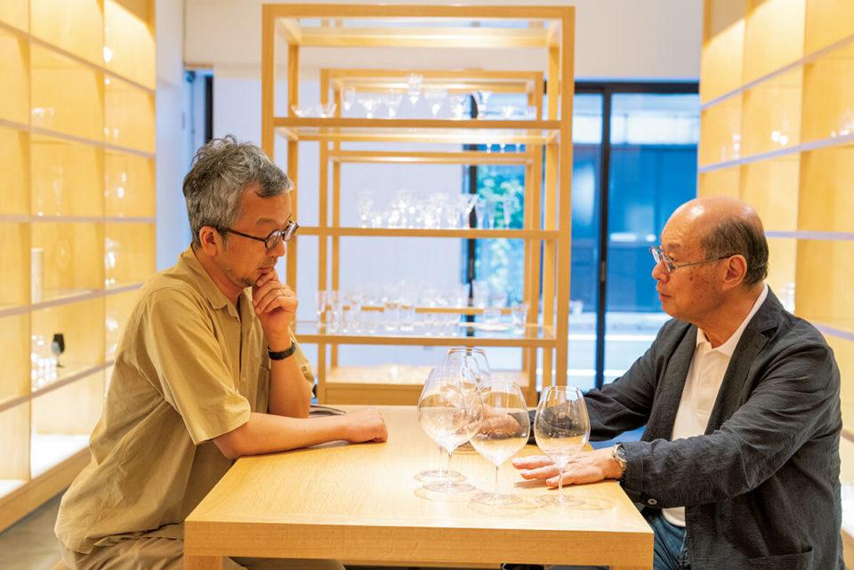 プロが選ぶグラス専門店「木村硝子店」<br>大熊健郎の東京名店探訪
