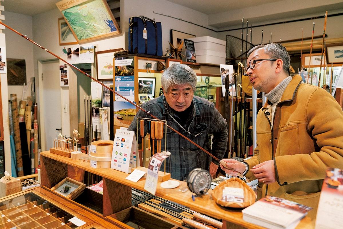 フライ専門店のパイオニア「つるや釣具店」<br>大熊健郎の東京名店探訪