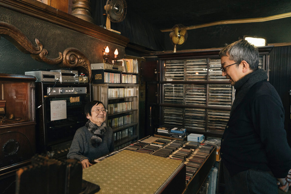 「名曲喫茶ライオン」渋谷に佇むクラシック音楽の聖地<br>大熊健郎の東京名店探訪