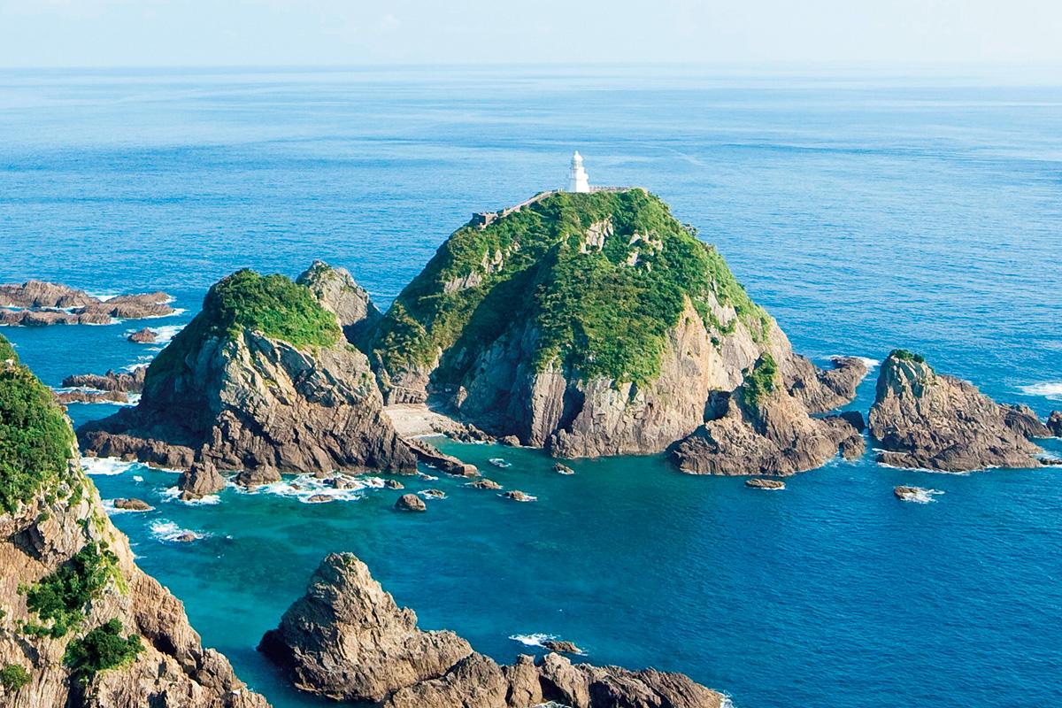 「鹿児島県」世界自然遺産の屋久島など<br>多彩で豊かな自然の宝庫