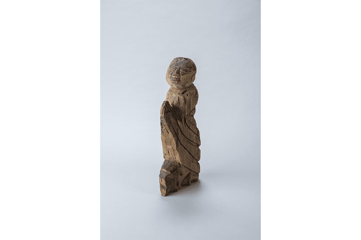 彫刻家 棚田康司「日本の木材に宿る、ゾッとするような美の奇跡 ...