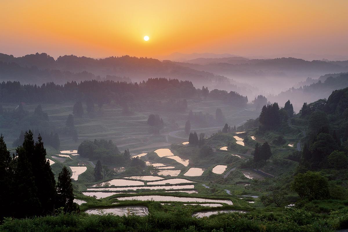 ものづくりと米づくりが盛んな<br>日本有数の豪雪県「新潟県」