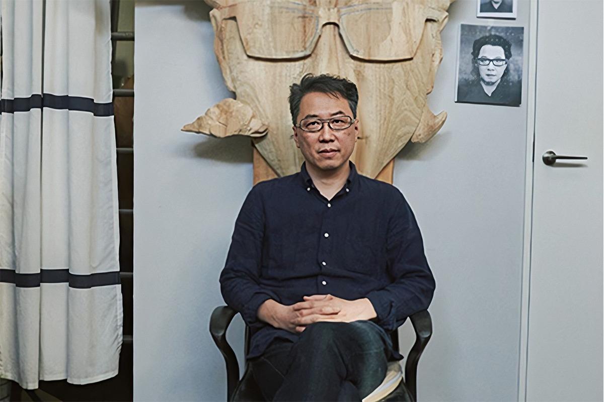 日本の木材に宿る、ゾッとするような美の奇跡・彫刻家 棚田康司<br><small>『古典×現代2020時空を超える日本のアート』</small>