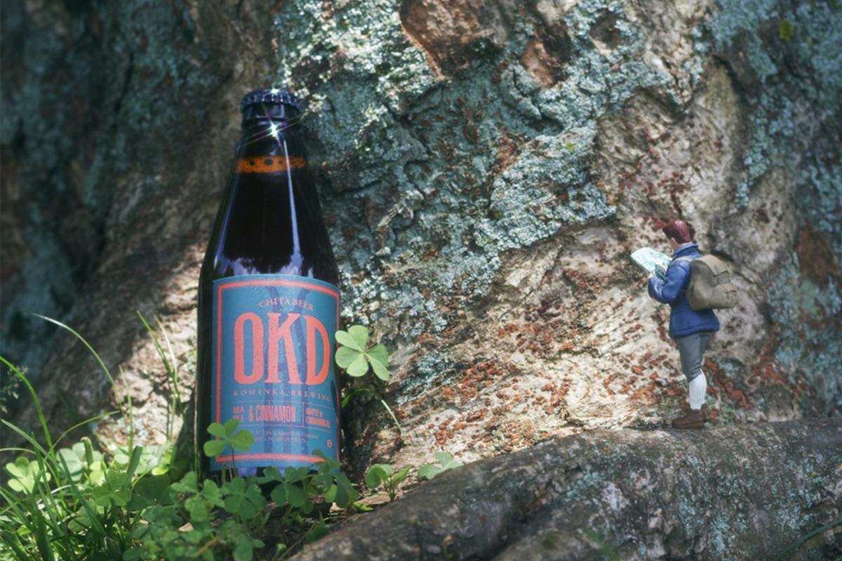 OKDのクラフトビールが主役<br>オンライン写真展「WITH BEER」