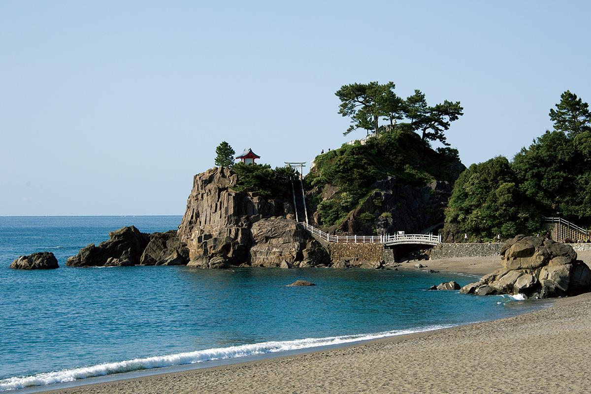 坂本龍馬が愛した桂浜など<br>数多くの絶景を誇る「高知県」