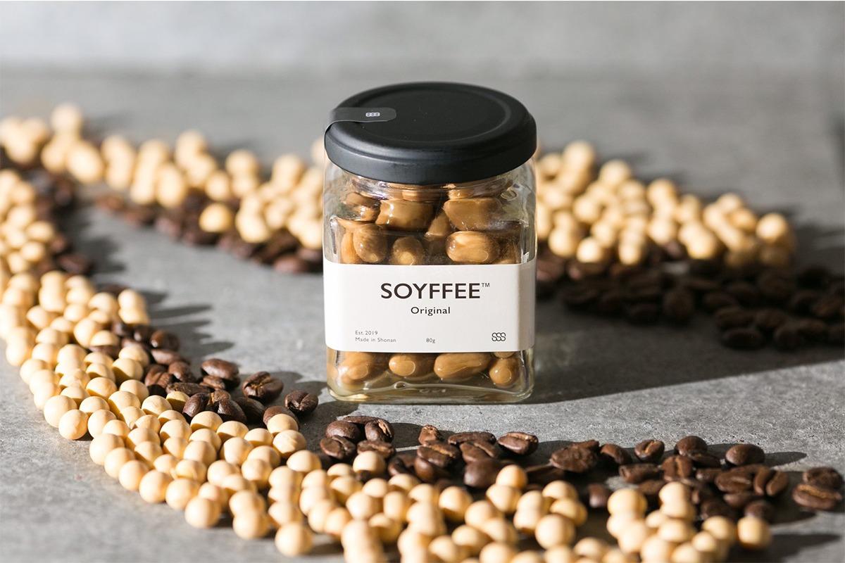 デザート、サラダにかけても美味しい<br>コーヒー味の納豆「SOYFFEE™」