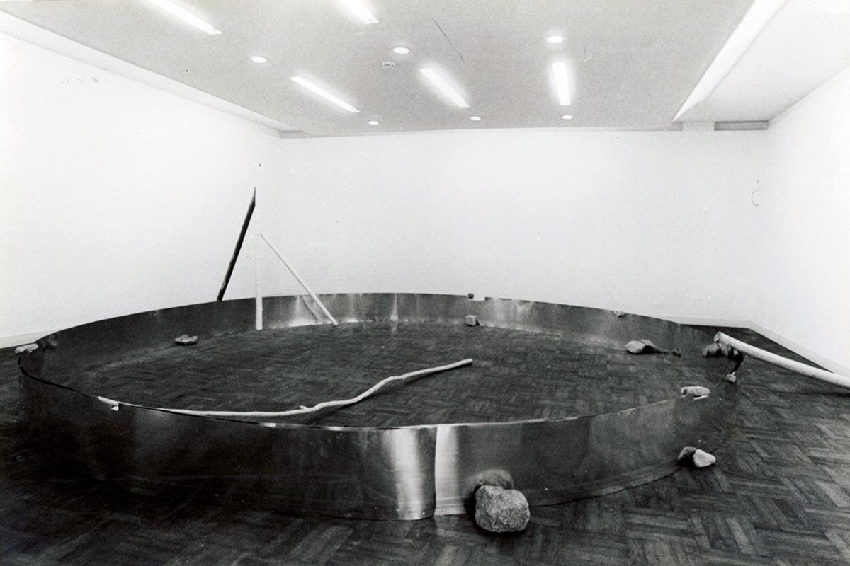 現代美術家 菅木志雄<br>「ものをどう見るかは、人それぞれの問題」</br><small>『古典×現代2020時空を超える日本のアート』</small>