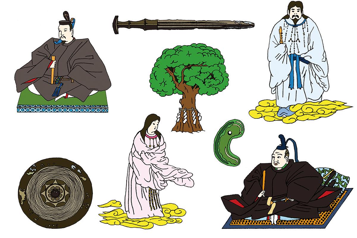 日本人なら知っておきたいニッポンの神様名鑑。神様の基本をおさえよう