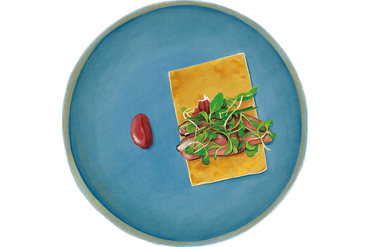 多彩なジビエに驚く「Restaurant UOZEN(レストラン・ウオゼン)」<br>美食を求めて新潟県三条へ旅をする。