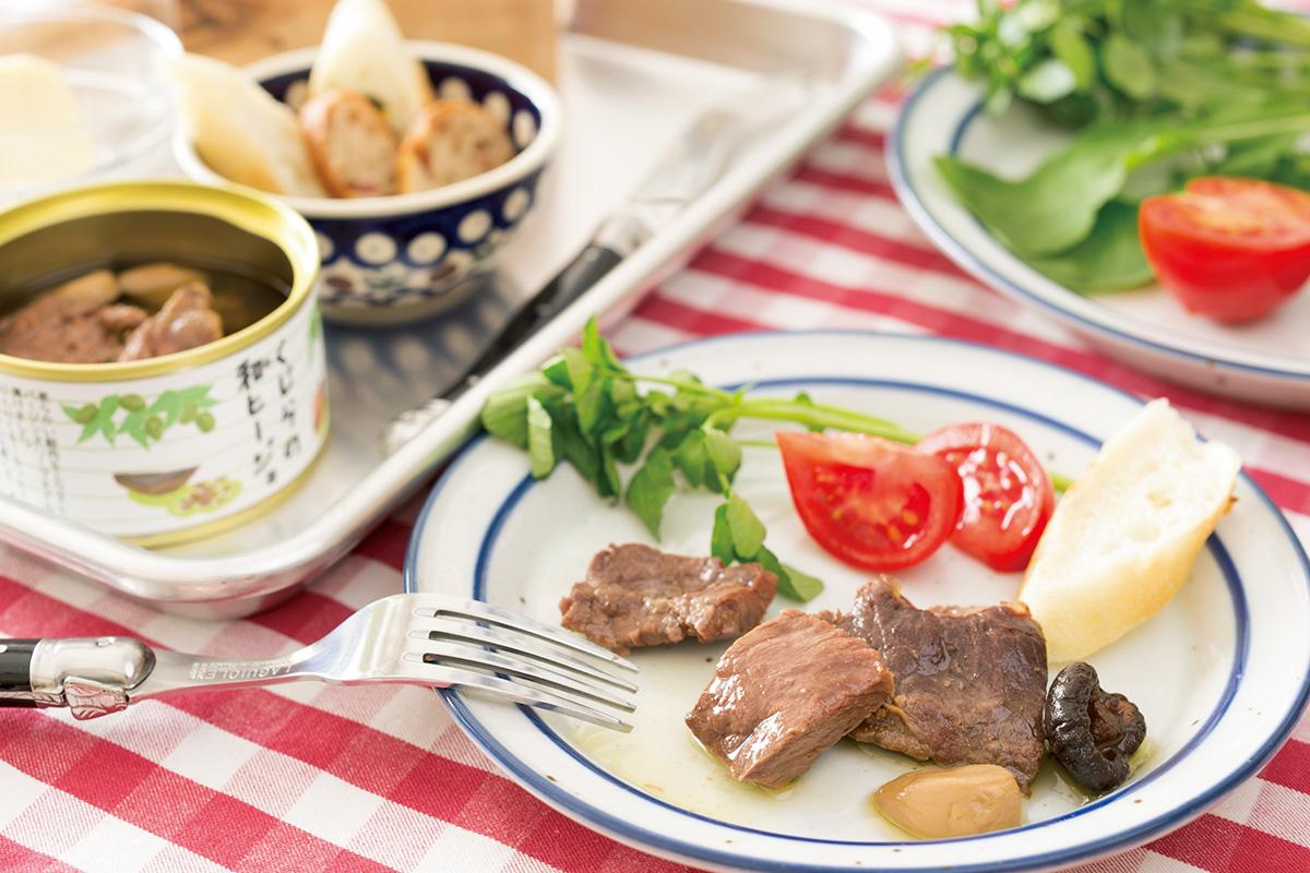 アヒージョ、鮭ハラミ、黒豚軟骨、ガーリックオイル…<br>サワーのアテにしたい、缶詰のススメ