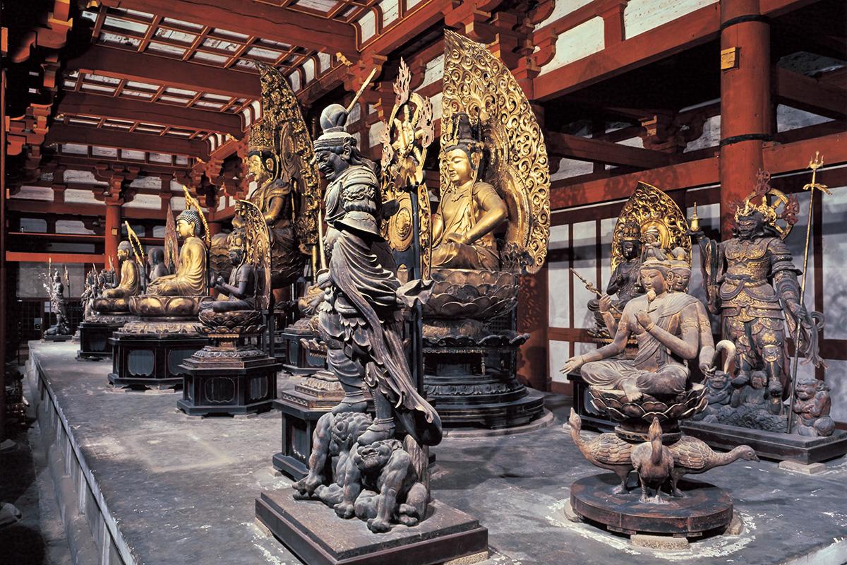 真言密教はじまりの地「東寺」<br><small>空海の聖地を訪ねる。</small>