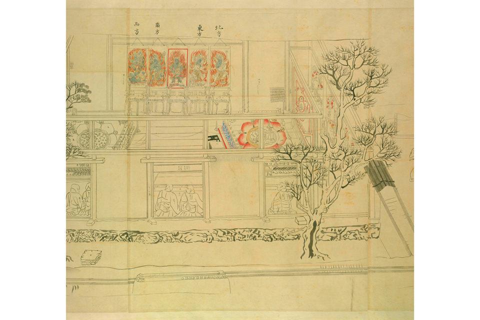 東京国立博物館の研究員・西木政統さんに教わる「実際曼荼羅」の使い方<br><small>おさえておきたい曼荼羅の基本</small>