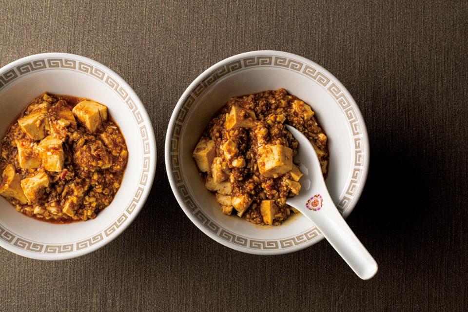 「LOIN」の豆腐でつくる麻婆豆腐<br>「茶禅華」川田シェフ御用達のお取り寄せ&レシピ