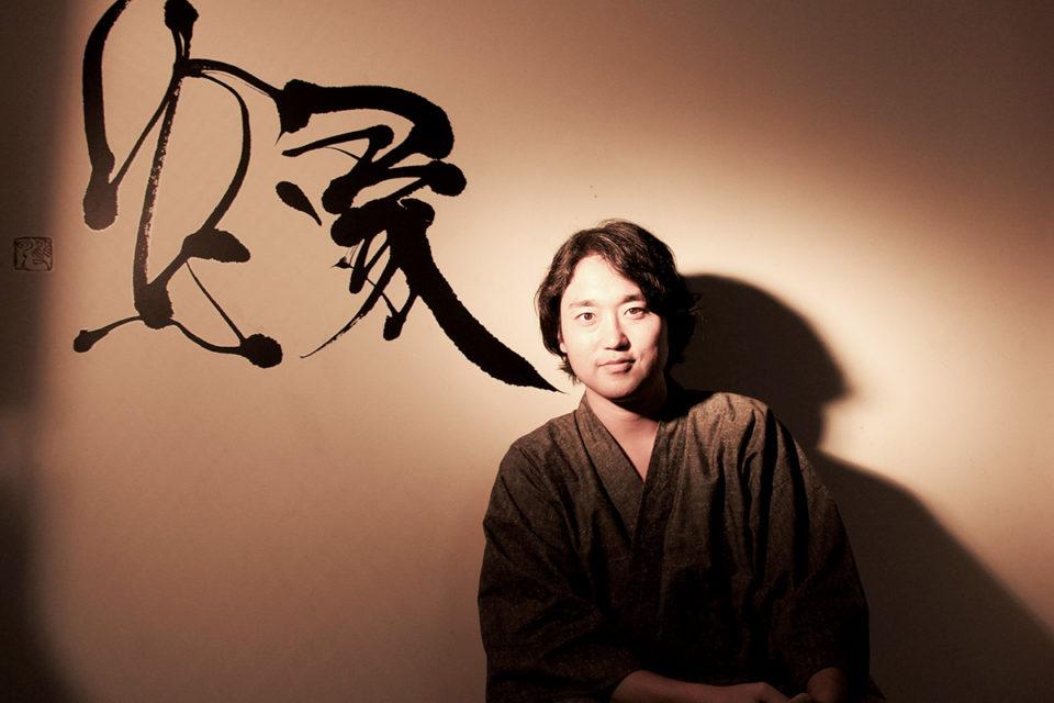 5つの質問でひも解く<br>書道家・武田双雲さんにとっての空海