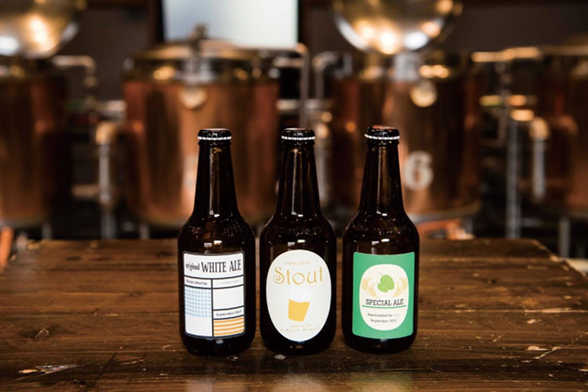 オール地元産のビールで世界に挑戦<br>世界が注目、常陸野ネストビール