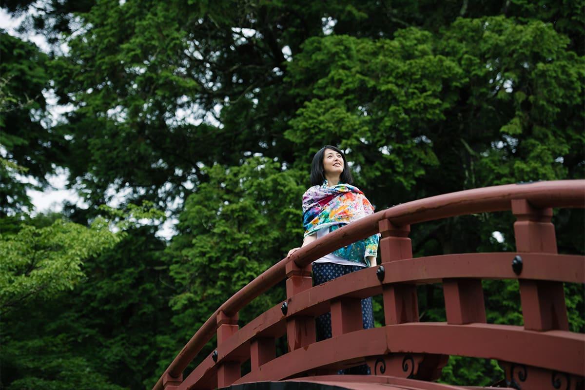 日本仏教三大霊山 高野山、比叡山、身延山へ<br>祈りのアーティスト・小松美羽がめぐる旅①(前編)
