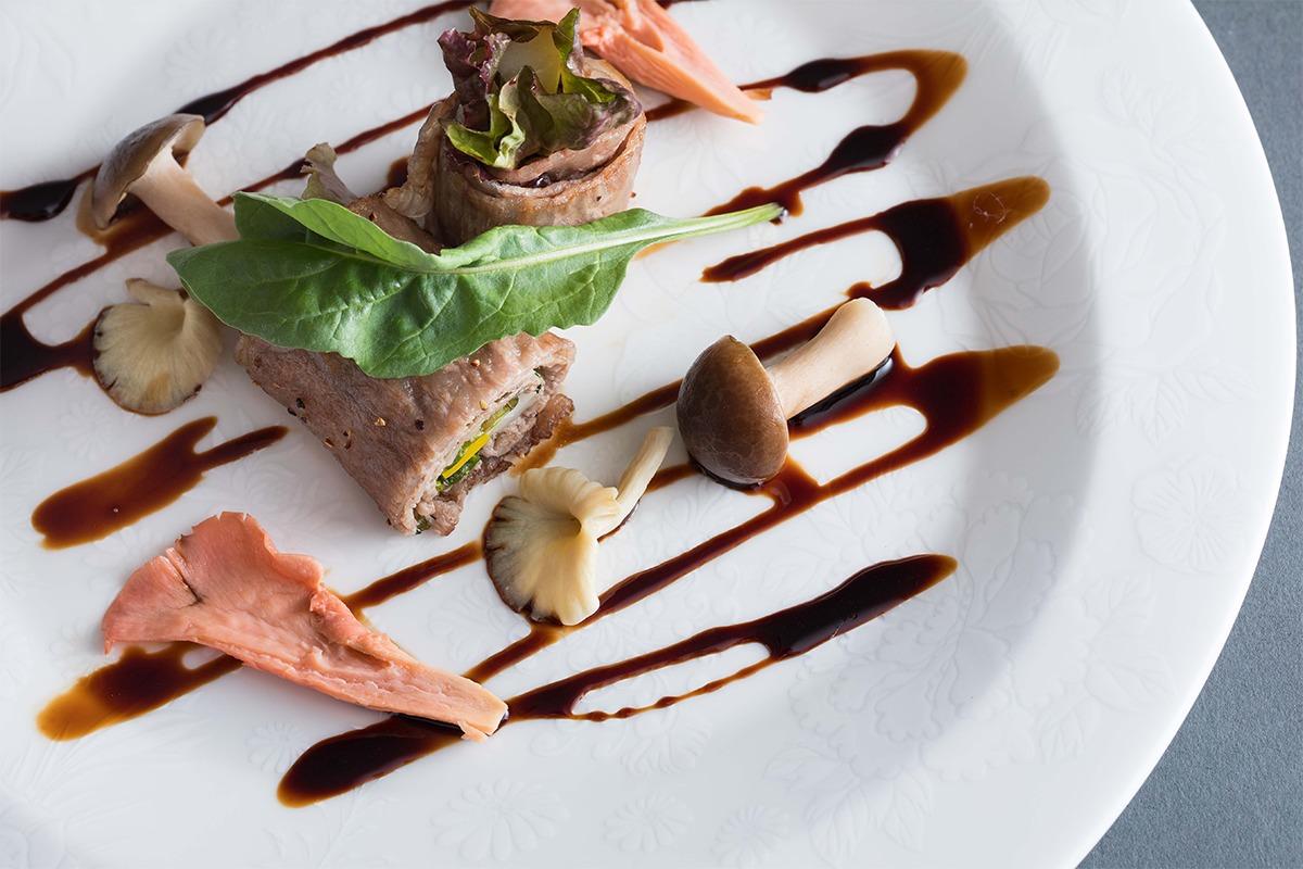 都道府県別の自慢食材を使った<br>開業10周年ディナーコース 口福<br>『ザ・キャピトルホテル 東急』