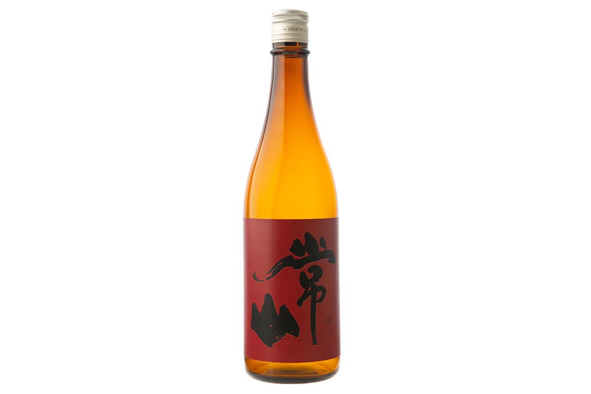 落ち着いた香りと米の濃厚な旨味感じる<br>常山酒造「常山 純米吟醸 ひやおろし」