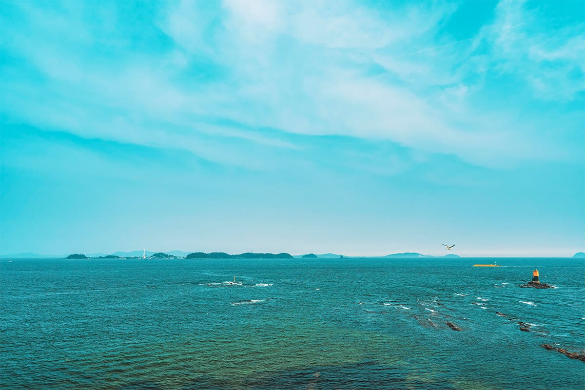 Discover Japan絶景プロジェクト<br>8月テーマ:青