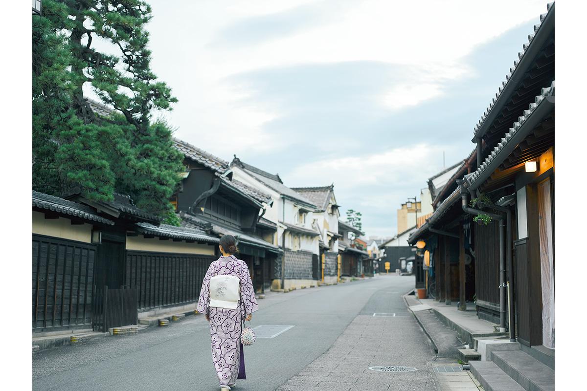 【後編】名古屋の日本遺産・有松をキーマン「庄九郎」と旅する。