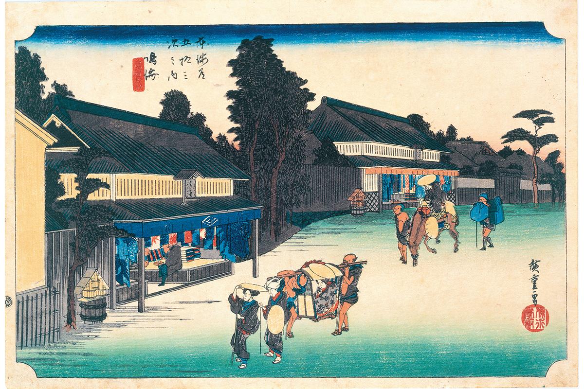 【前編】名古屋の日本遺産・有松をキーマン「庄九郎」と旅する。