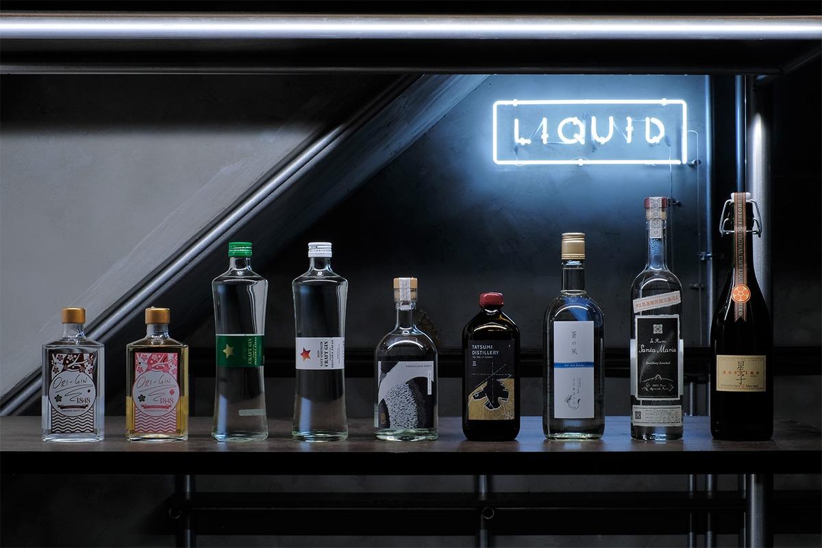 """沖縄市コザに""""本物を飲む""""専門店<br>『LIQUID テシオストア』がオープン"""