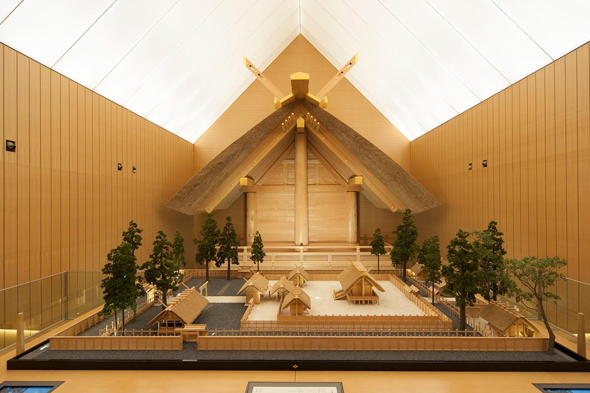 伊勢神宮についてもっと知りたい人は博物館へ!