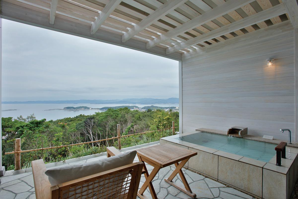 日本三古湯を堪能する 絶景リゾート<br>「インフィニートホテル&スパ 南紀白浜」