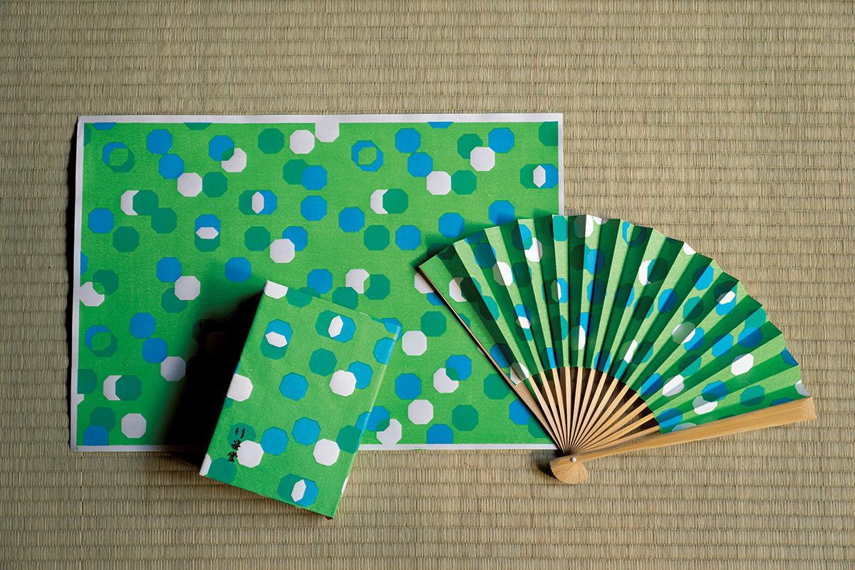 モネが愛した芸術品を普段使いする贅沢<br> 「竹中木版竹笹堂」の木版手摺和紙<br><small>買って帰りたい京都</small>