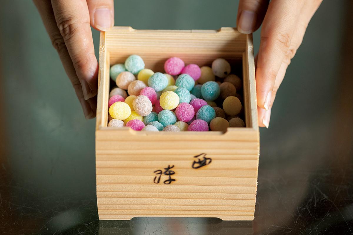 織姫さまにも差し上げたい甘い5つの口福「松屋藤衛門」の珠玉織姫<br><small>買って帰りたい京都</small>