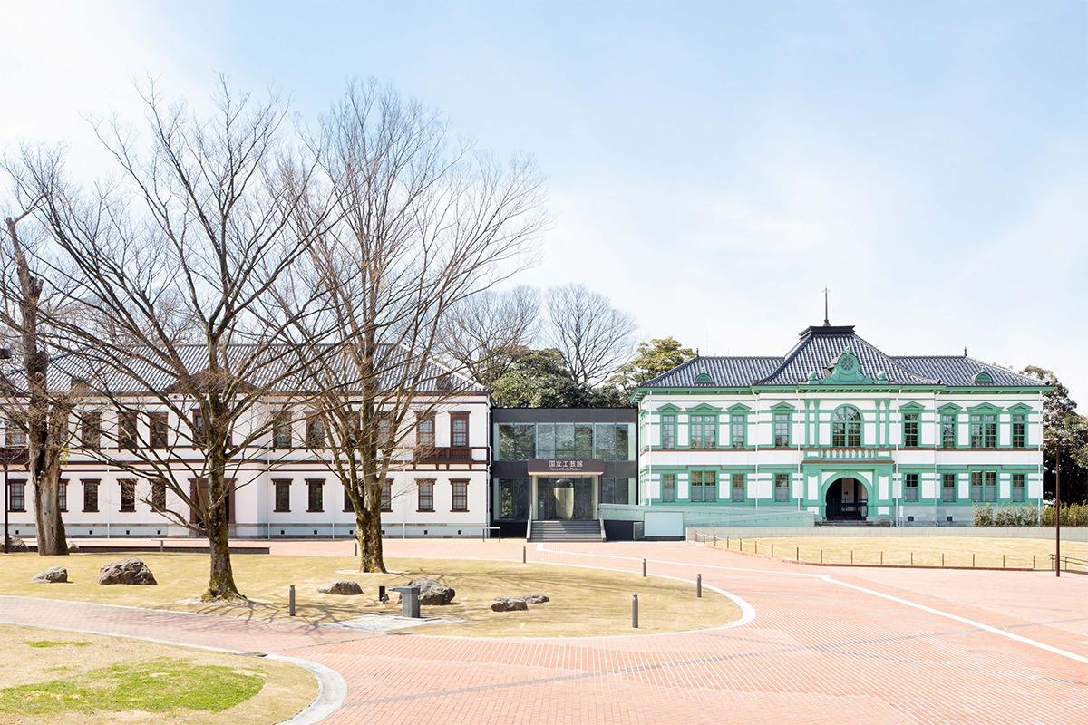東京から金沢へ<br>工芸の聖地『国立工芸館』が誕生