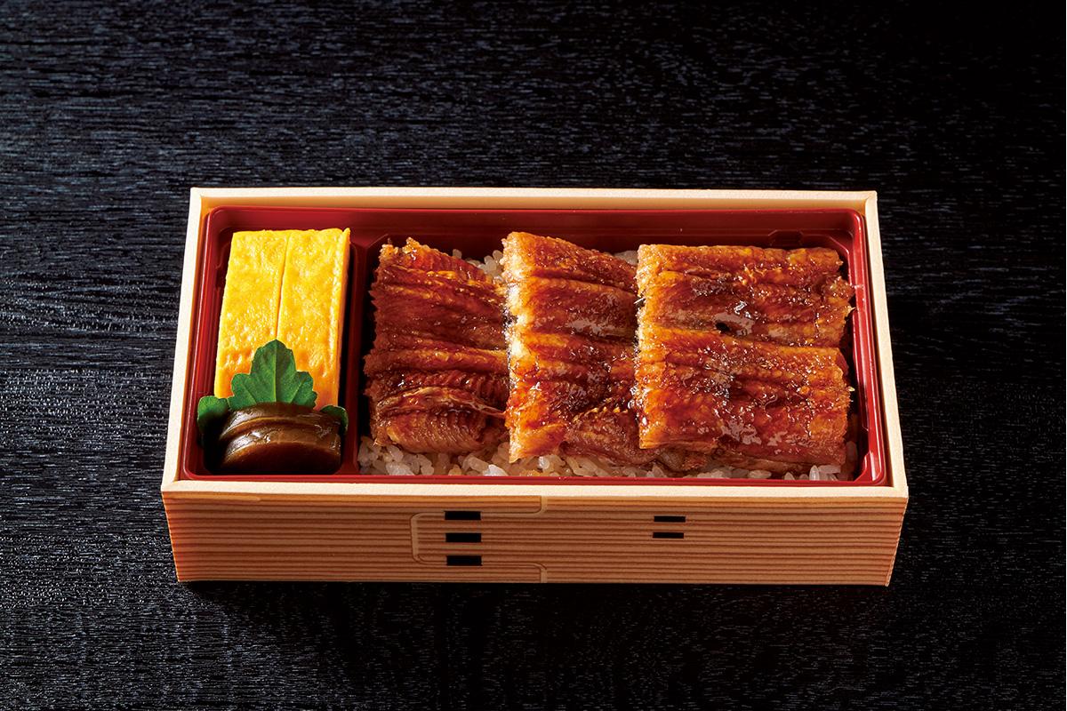 温め直しもできる鰻弁当『清和荘』<br><small>名店の味をお持ち帰り</small>