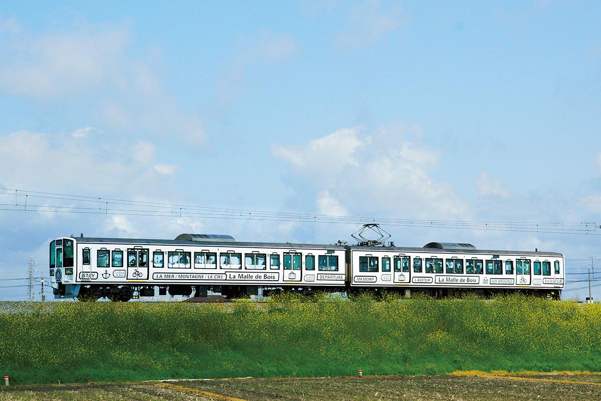 「乗る」が楽しいせとうち旅。|TRAIN・BUS編<br><small>いま訪ねたいせとうち</small>